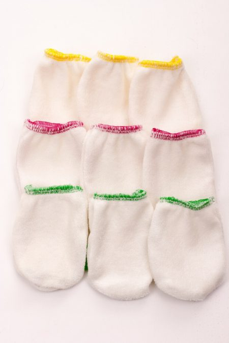 Bamboooz rukavice za čišćenje lica